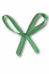 Lint Satijn 10m x 3mm Smaragdgroen