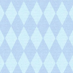 718 Fantasia, papier A4 210x297mm, 5 vel, Ruit Blauw