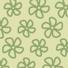 778 Fantasia, papier A4 210x297mm, 5 vel, Bloem Groen