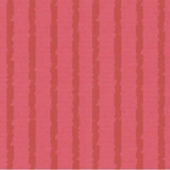 707 Scrapbookvel Fantasia 302x302 mm, Streep rood