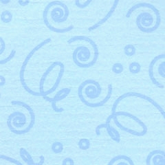 771 Scrapbookvel Fantasia 302x302 mm, Feest blauw