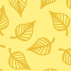 775 Scrapbookvel Fantasia 302x302 mm, Blad geel