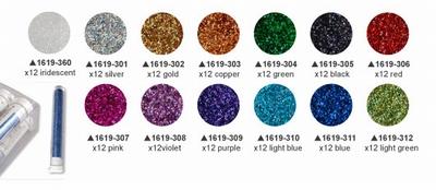 Glitter holographic 3 gram x1