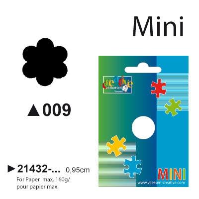 Picture punch mini 0,95 cm Bloem