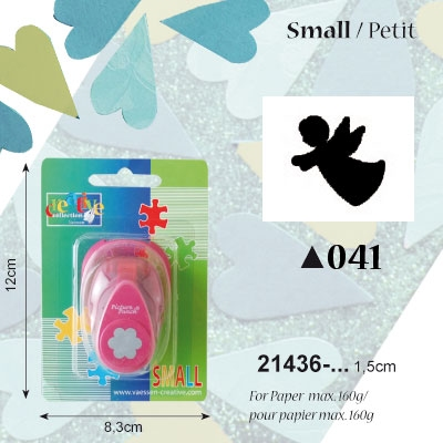 Picture Punch Small 1,5 cm Engel