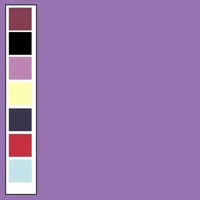 18 Linnenkarton A4 210x297 mm 10 vel Violet