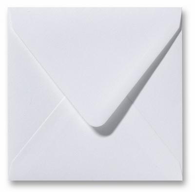 01 Envelop 14x14 cm Fiore Wit