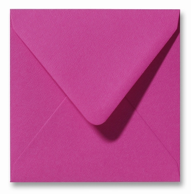 07 Envelop 14x14 cm Fiore Cyclaam
