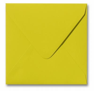 03 Envelop 14x14 cm Skin Lime