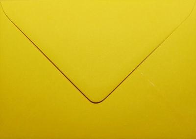 23 Envelop 11,0x15,6 CM Roma Boterbloemgeel