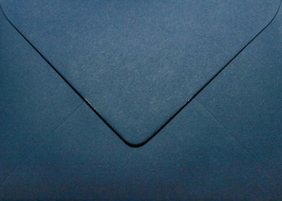 33 Envelop 11,0x15,6 CM Roma Donkerblauw