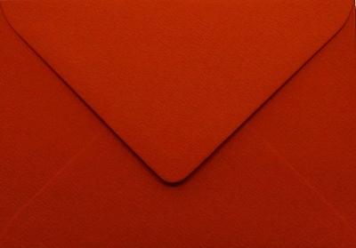09 Envelop 11,0x15,6 CM Fiore Rood