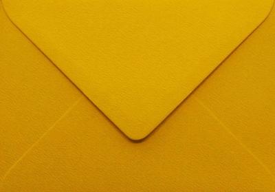 10 Envelop 11,0x15,6 CM Fiore Geel