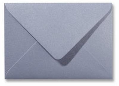 05 Envelop 11,0x15,6 CM Metallic Silver