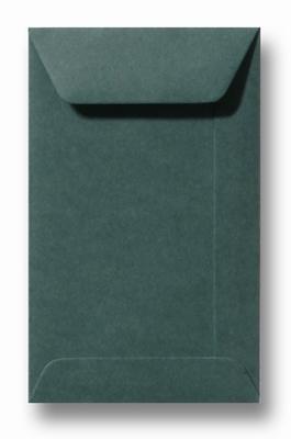 31 Envelop 6,5x10,5 cm (loonzakje) Roma Donkergroen