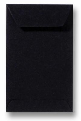 34 Envelop 6,5x10,5 cm (loonzakje) Roma Zwart