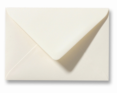 03 Envelop 8,0x11,4 cm Roma Ivoor
