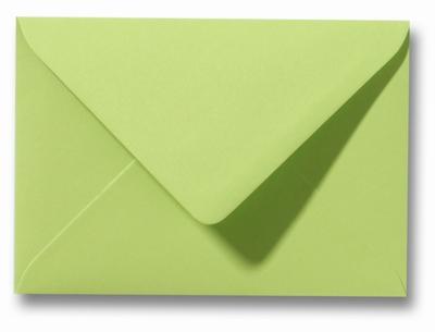 04 Envelop 8,0x11,4 cm Roma Lindegroen