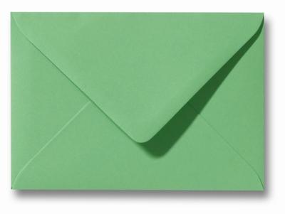 24 Envelop 8,0x11,4 cm Roma Weidegroen