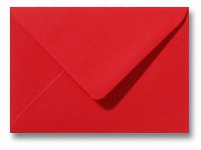 29 Envelop 8,0x11,4 cm Roma Pioenrood