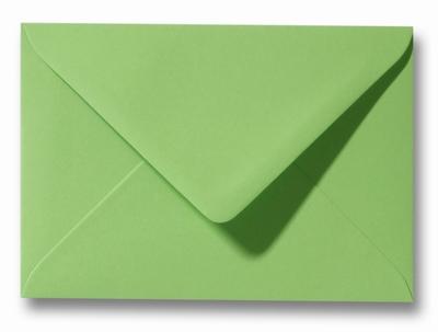 09 Envelop 9x14 cm Roma Appelgroen