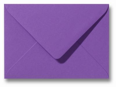 20 Envelop 9x14 cm Roma Paars