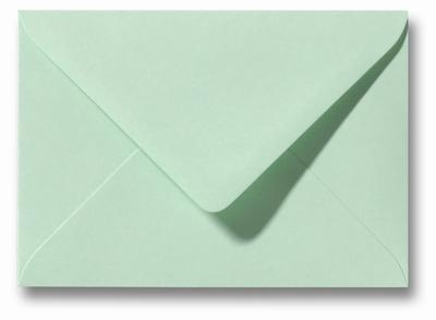 22 Envelop 9x14 cm Roma Lentegroen