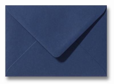 33 Envelop 9x14 cm Roma Donkerblauw