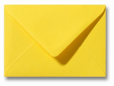 23 Envelop 12x18 CM Roma Boterbloemgeel