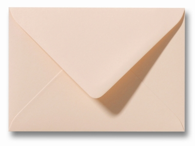 25 Envelop 12x18 CM Roma Abrikoos