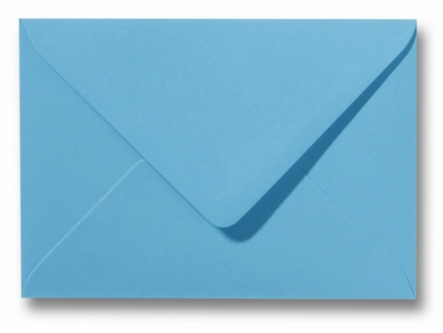 27 Envelop 12x18 CM Roma Oceaanblauw
