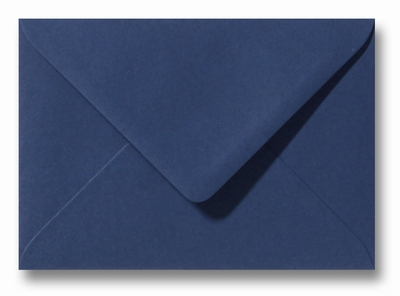 33 Envelop 12x18 CM Roma Donkerblauw
