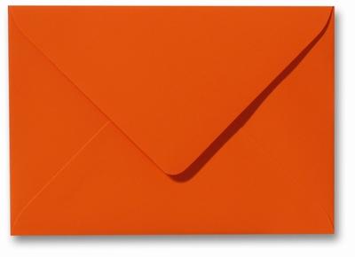 02 Envelop 12x18 CM Skin Oranje