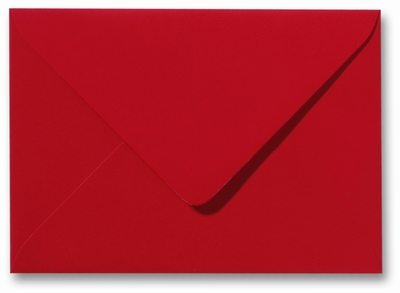 04 Envelop 12x18 CM Skin Rood