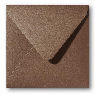 05 Envelop 16x16 cm Metallic Cuba