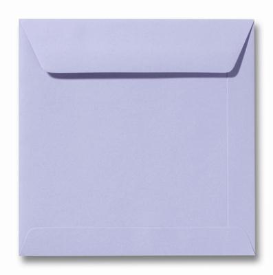 19 Envelop 17x17 cm Roma Lavendel