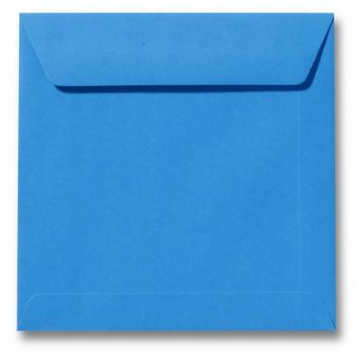 06 Envelop 19x19 cm Roma Koningsblauw