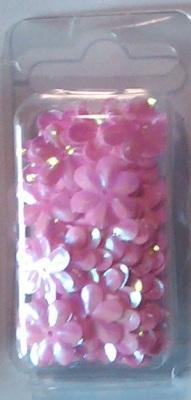 Bloempailetten 15mm lichtroze ca. 3,3 gram