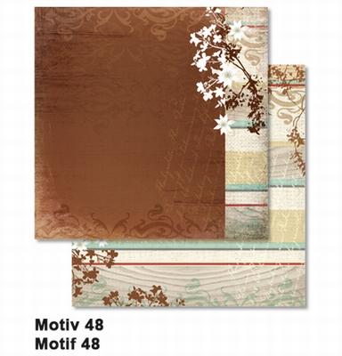 URSUS, Premium Glitter Scrapbookpapier