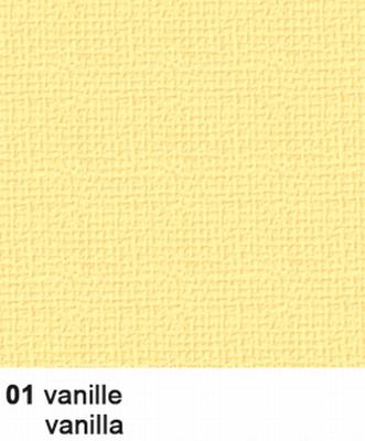 URSUS Cardstock Struktura Basic 1, Vanilla