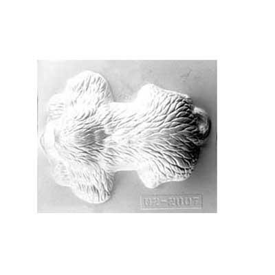 Gipsvorm hond