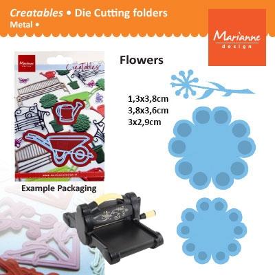 Marianne Design Creatables flora 1