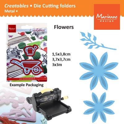 Marianne Design Creatables flora 2