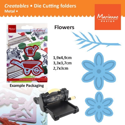 Marianne Design Creatables flora 3