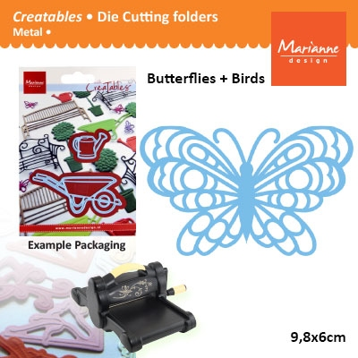 Marianne Design Creatables butterfly 2