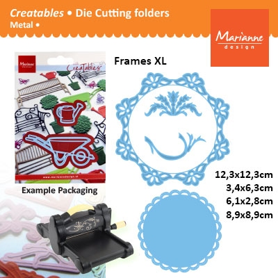 Marianne Design Creatables double frame