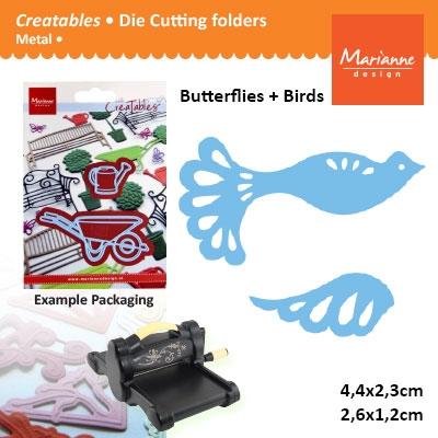 Marianne Design Creatables pigeon