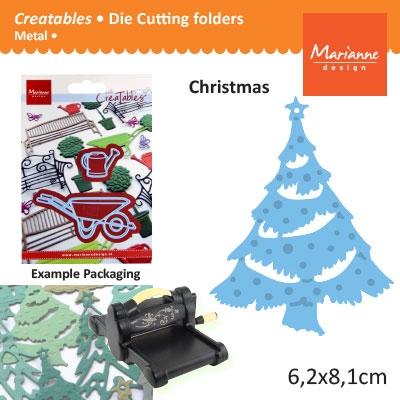 Marianne Design Creatables tree 3
