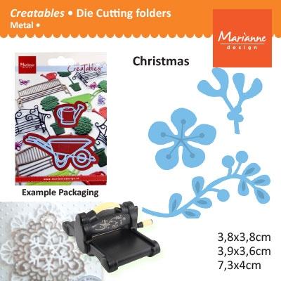 Marianne Design Creatables mistletoe