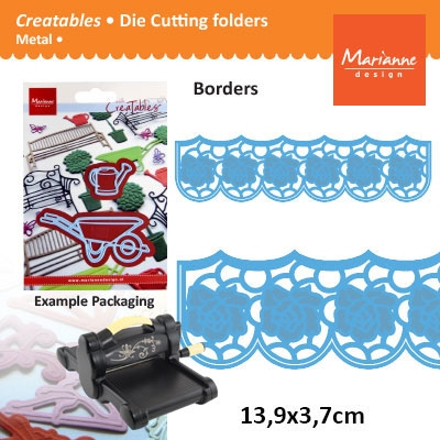Marianne Design Creatables Anja border